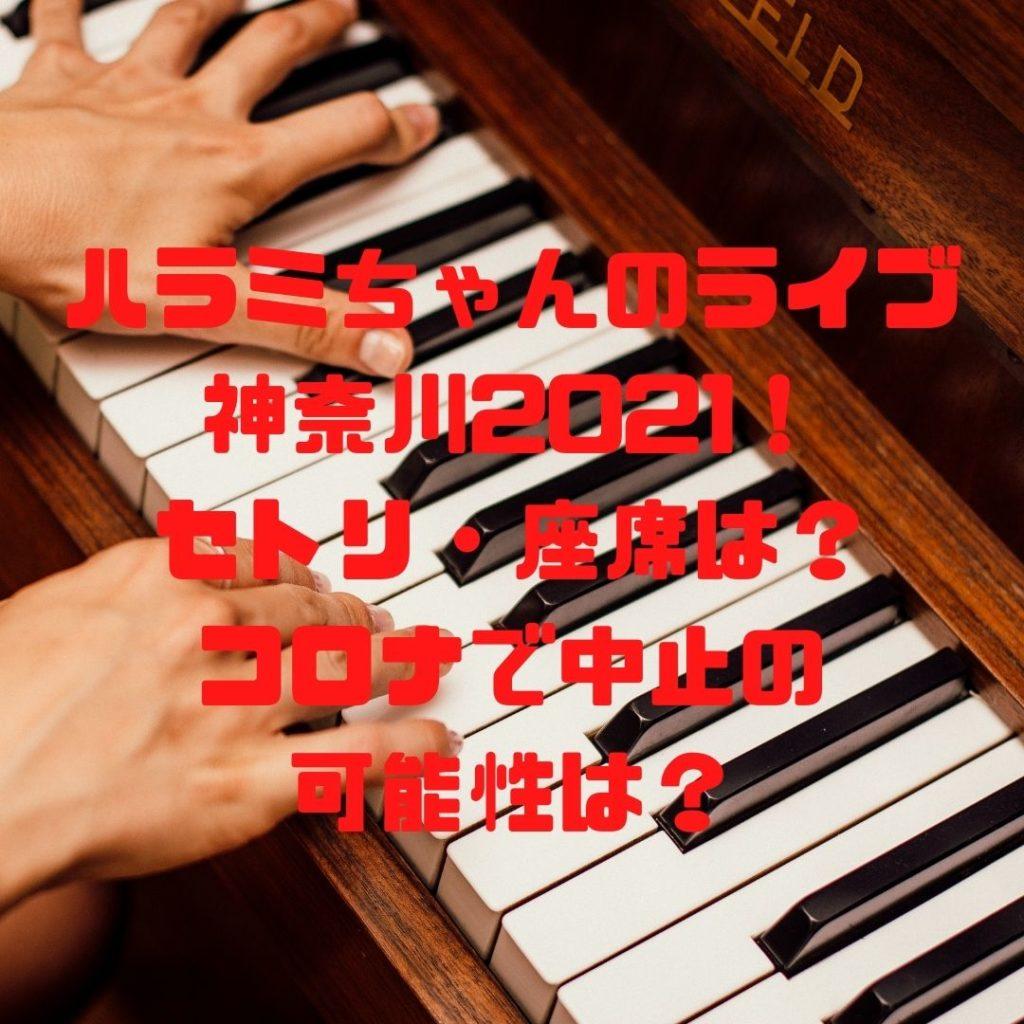 ハラミ ストリート ピアノ